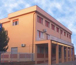 """La sede dell'I.I.S. """"A. Olivetti"""""""