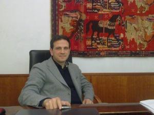 Il presidente della Prometeo Antonio Porcelli