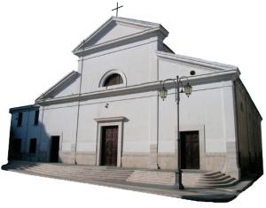 La Chiesa di San Rocco a Stornara