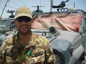 Il Caporal Maggiore Mario Frasca