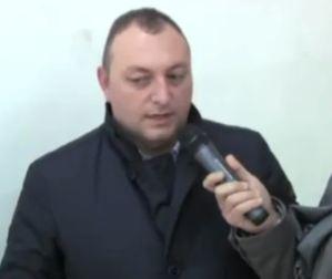 Il consigliere Alfredo Ballatore in una intervista