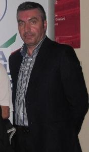 Il consigliere comunale Massimo Costantini