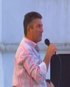 Il consigliere comunale Antonio Vece, foto da 5 Reali Siti Web Tv