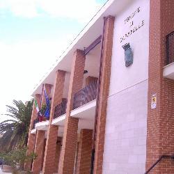 Il Municipio di Carapelle