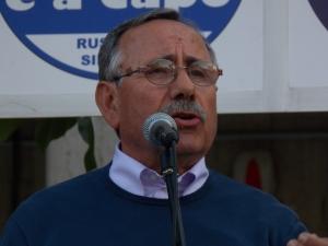 Il consigliere comunale Pasquale Ruscitto, eletto presidente del consiglio dell'Unione foto di Luca Caporale