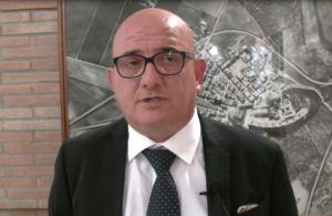 Il presidente della Polisportiva Sporting Ordona Mariano Tarantino