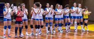 Le ragazze della Real Sport Orta Nova
