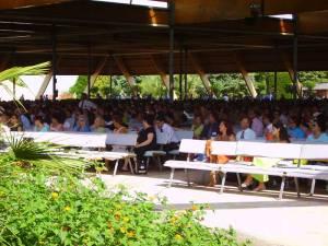 La sala delle assemblee di Bitonto