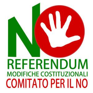 Logo Comitato No al Referendum