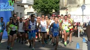 I partecipanti della 4^Edizione della Mezza Maratona Città di Stornarella
