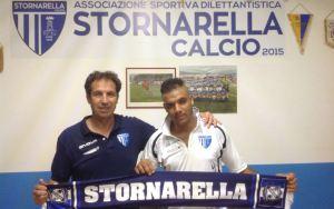 Mr. Pino De Martino con Tadili Kaled