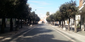Via Ettore Fieramosca a Stornara