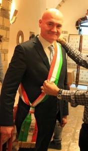 L'assessore Antonio Attino