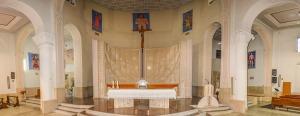 L'altare della Chiesa Madre di Orta Nova
