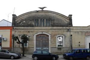 Il teatro Caggese a Stornara, presto sarà nuovamente fruibile